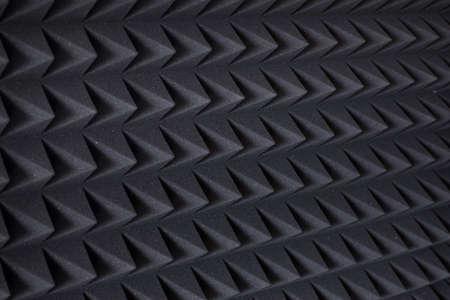 dampen: Recording studio sound dampening acoustical foam.