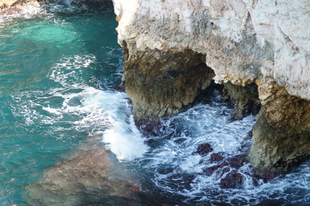 southeastern: southeastern Italy cliff