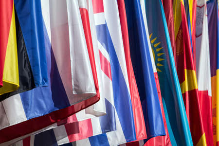 International Flags Multicolored
