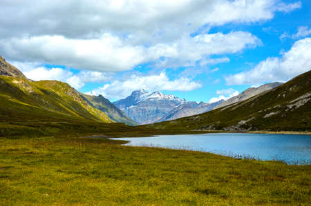 Rifugio Savoia - Gran Paradiso Park. Gran Paradiso National Park - Rifugio Savoia - 2,534 mslm Piedmont  Valle dAosta - Italy.