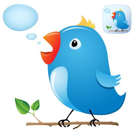 twitter: Twitter Bird