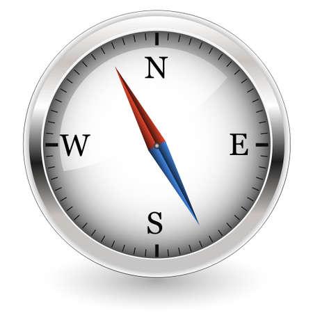 compass Stock Vector - 6219156