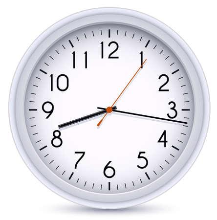 Office Clock  Standard-Bild