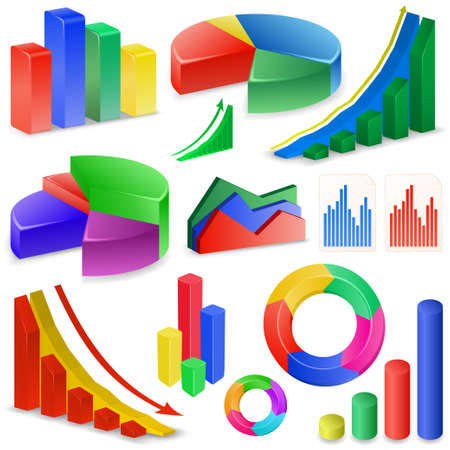 test results: Tabelle e grafici Collection. Set di report.