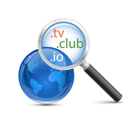 finder: Herramienta de b�squeda de dominio. . Io. Buscador dominio tv. Club