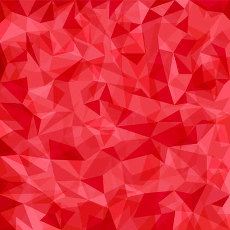 textura papel: Vector patr�n de mosaico rojo abstracto. Vector patr�n con textura de papel. Fondo abstracto del vector