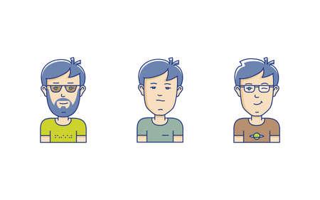 Vector boy avatar