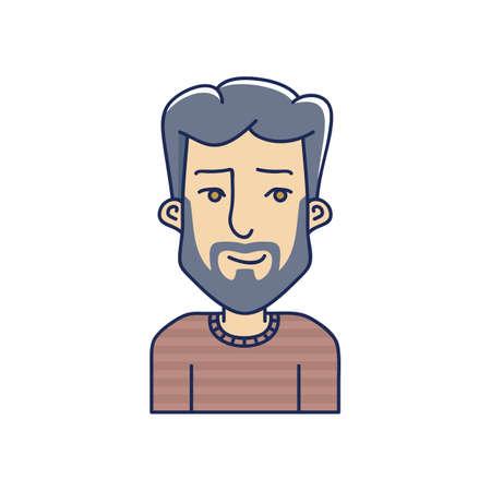 temper: Vector boy avatar