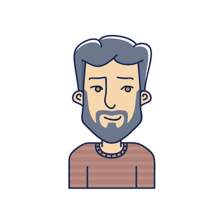 lad: Vector boy avatar