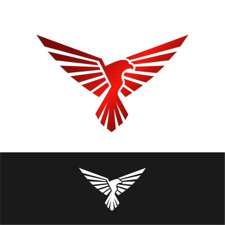 creative eagle head vector business concept Ilustração