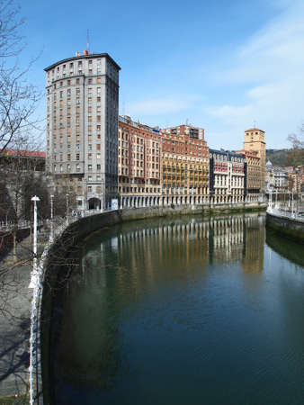 Bilbao a Ribera, Spain. photo