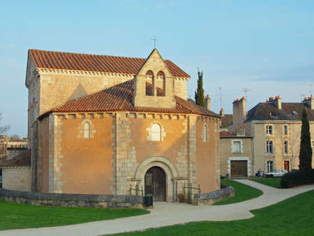 St John baptistery is reputed to be the oldest existing Christian building in France.