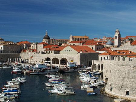 Dubrovnik, na Cro