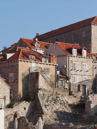 Cidade velha de Dubrovnik t