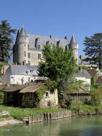 Montresor vintage village in the Indrois valley has been selected as one of the most beautiful villages of France