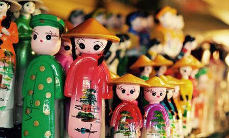 Souvenirs in Vietnam