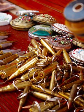 Souvenirs in Mostar, Bosnia and Herzegovina Фото со стока