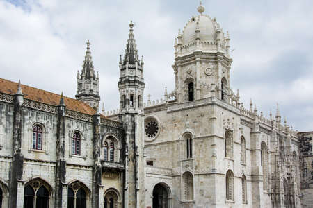 Jeronimos Monastery and Church of Santa Maria, Lisbon