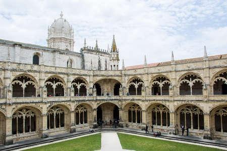 Lisbon, Portugal, Jeronimos Monastery and Church of Santa Maria