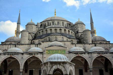 Instanbul, Turkey, Blue Mosque