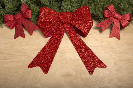 hollidays: Christmas decoration in wood Background for hollidays uses