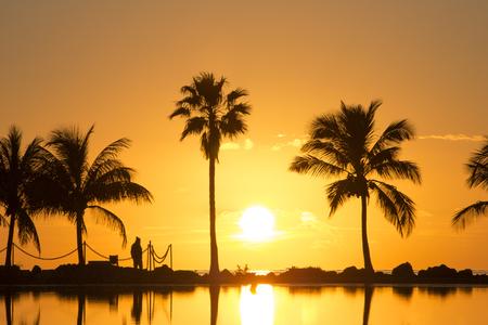 マイアミの日の出