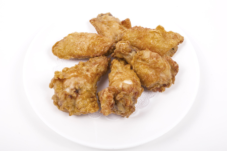 Fried Wings picture for use in restaurants