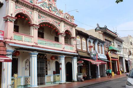 historische: Historische straat Redactioneel