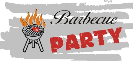 wallpaper barbecue party