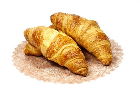 boulangerie: croissants