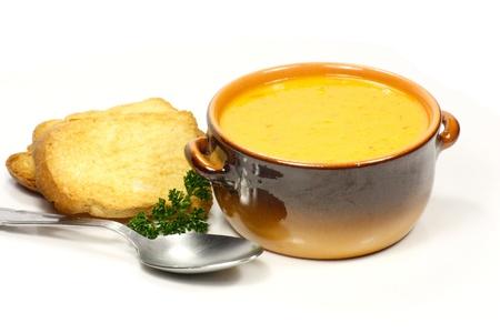 bolus: soup
