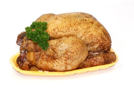 eacute: pollo affumicato