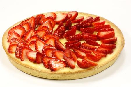 shortcake: strawberry pie
