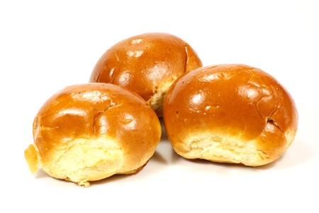 brioche Stock Photo