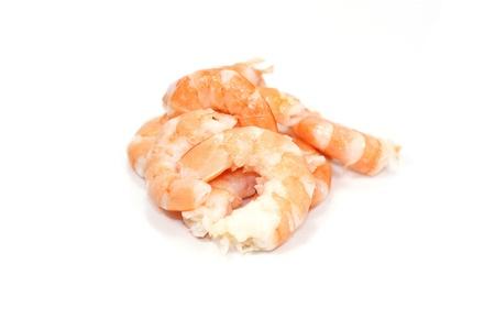 expanded: shrimp Stock Photo