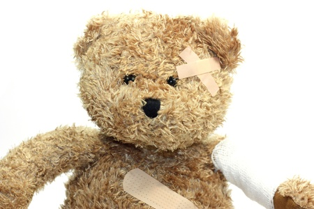 teddy Stock Photo