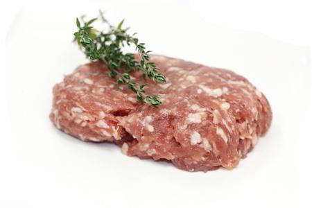 pork stuffing Stock Photo - 16742349