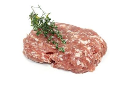 stuffing: pork stuffing