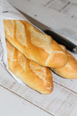 baguette Zdjęcie Seryjne