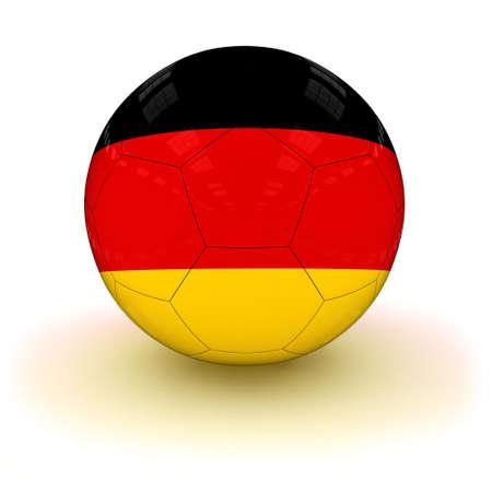 german flag: German Flag Football