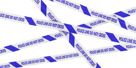do not cross: Police Line Do Not Cross Tape Background