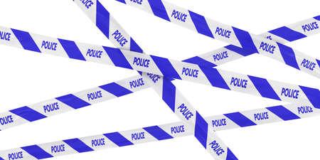 police tape: Striped Police Tape Background Stock Photo