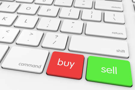 sell: Buy and Sell Contact Us Computer Keys on White Keyboard
