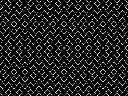 fencing wire: Seamless Tileable Chain Link Fence AlphaSelection Mask