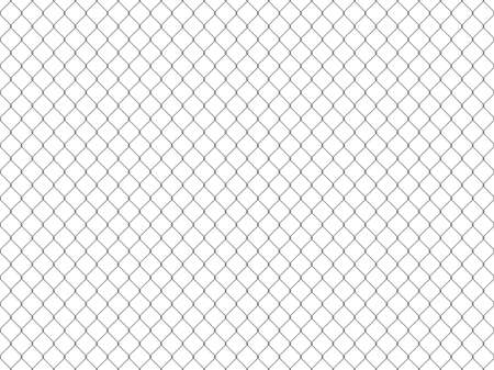 Seamless Tileable Steel Chain Link Fence Texture