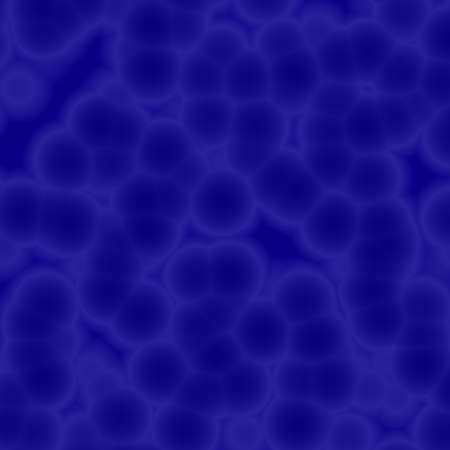 microscopic cellular structure: Abstract Blue Cellular Texture Background 3D Illustration