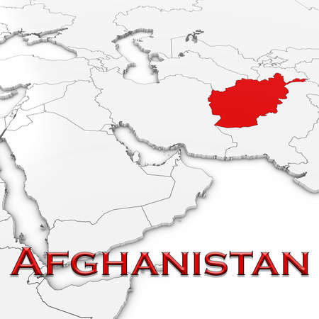 3d map of afghanistan with afghan flag on white background 3d 3d map of afghanistan with country name highlighted red on white background 3d illustration illustration gumiabroncs Image collections