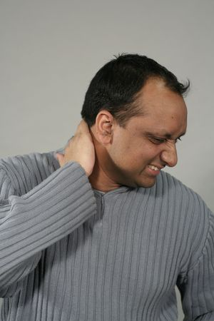 gripe: neck pain