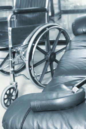 wheelchair Stock fotó