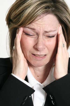 dolor de cabeza: ascendente cercano de la jaqueca